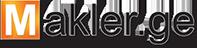 Logo Makler.ge